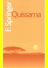 Obal knihy Quissama