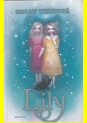 Obal knihy Lily CZ