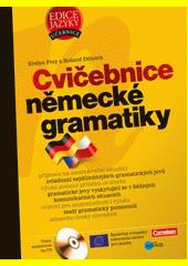 Obal knihy Cvičebnice německé gramatiky CZ