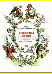 Obal knihy Zvieratká deťom