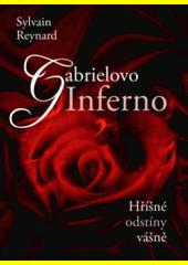 Obal knihy Gabrielovo Inferno CZ