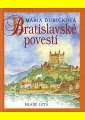 Obal knihy Bratislavské povesti
