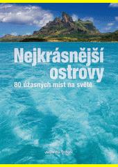 Obal knihy Nejkrásnější ostrovy CZ