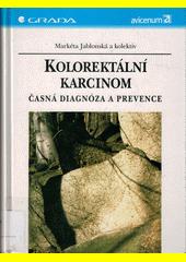 Kolorektální karcinom CZ