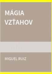 Obal knihy Mágia vzťahov