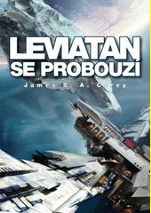Obal knihy Leviatan se probouzí CZ