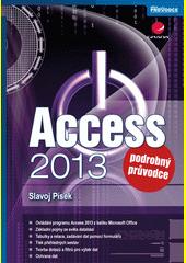 Obal knihy Access 2013 CZ