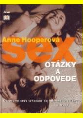Obal knihy Sex - Otázky a odpovede