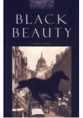 Obal knihy Black Beauty EN