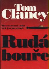 Obal knihy Rudá bouře CZ