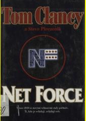 Obal knihy Net force CZ