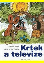 Obal knihy Krtek a televize CZ
