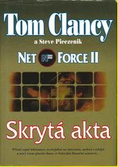 Obal knihy Net Force II - Skrytá akta CZ