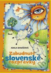 Obal knihy Zabudnuté slovenské rozprávky