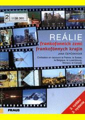 Obal knihy Reálie frankofonních zemí CZ
