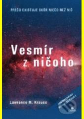 Obal knihy Vesmír z ničoho