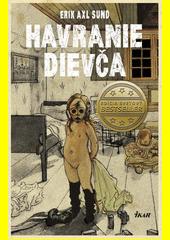 Obal knihy Havranie dievča