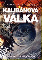 Obal knihy Kalibánova válka CZ