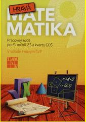 Obal knihy Hravá matematika 9