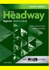 Obal knihy New Headway - Beginner - Teacher's Book EN