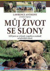 Obal knihy Můj život se slony CZ