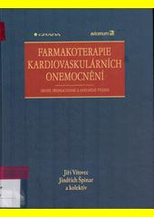 Obal knihy Farmakoterapie kardiovaskulárních onemocnění CZ