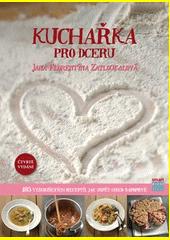 Obal knihy Kuchařka pro dceru CZ