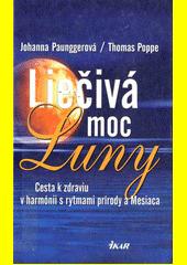 Obal knihy Liečivá moc Luny