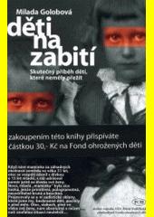 Obal knihy Děti na zabití CZ