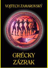 Obal knihy Grécky zázrak