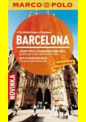 Obal knihy Barcelona CZ