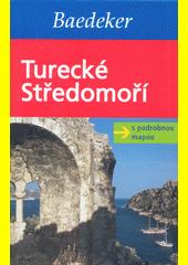 Obal knihy Turecké Středomoří CZ
