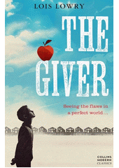 Obal knihy The Giver EN