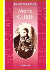 Obal knihy Marie Curie