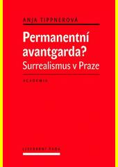 Obal knihy Permanentní avantgarda CZ