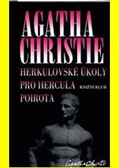 Obal knihy Herkulovské úkoly pro Hercula Poirota CZ