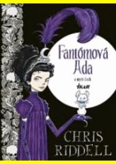 Obal knihy Fantómová Ada a myší duch