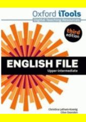 Obal knihy New English File - Upper-intermediate - iTools EN