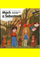 Obal knihy Mach a Šebestová v škole