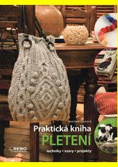 Obal knihy Praktická kniha pletení CZ