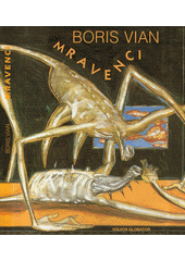 Obal knihy Mravenci CZ