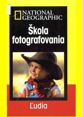 Obal knihy Škola fotografovania - Ľudia