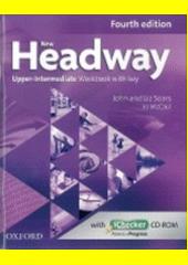Obal knihy New Headway - Upper-Intermediate - Workbook with Key + iChecker EN