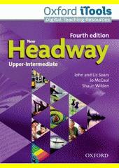 Obal knihy New Headway - Upper-Intermediate - iTools EN