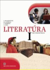 Obal knihy Literatúra I. pre stredné školy