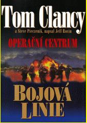 Obal knihy Operační centrum Bojová linie CZ