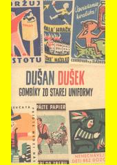 Obal knihy Gombíky zo starej uniformy