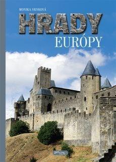 Obal knihy Hrady Európy