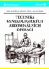 Technika gynekologických abdominálních operací CZ