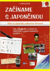 Obal knihy Začíname s japončinou